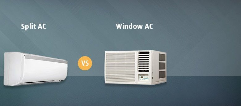 Split AC or Window AC
