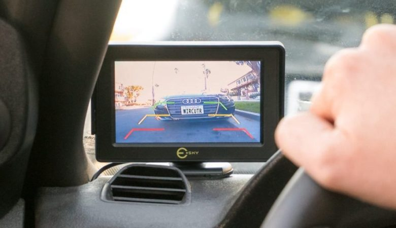 Best Car Reverse Camera in India