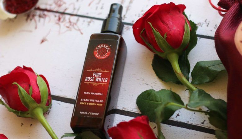 Best Rose Water brands in India