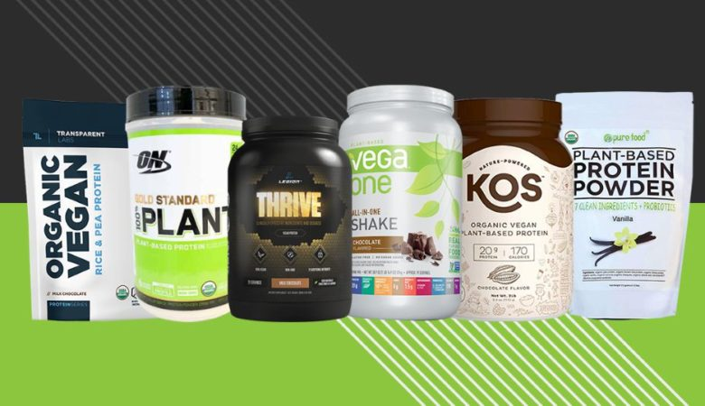 Best Vegan Protein Powders in India