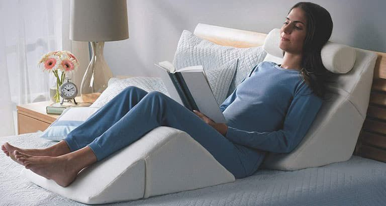 Best Bed Wedge Pillow in India
