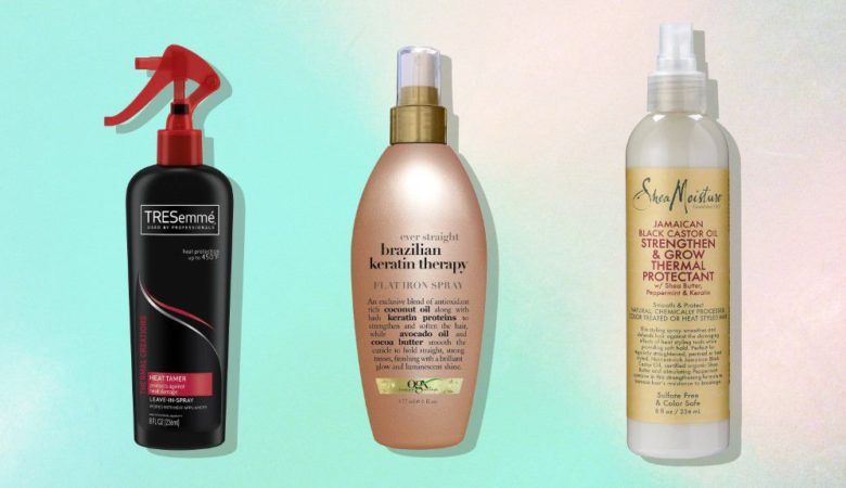 Best Hair Straightening sprays