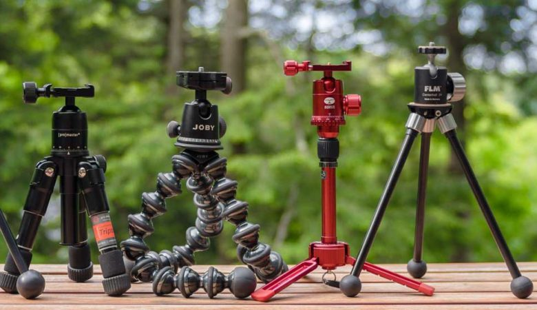 Best tripod for dslr in India
