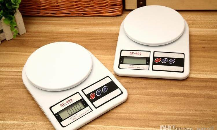 Best Weighing machine for kitchen - food weight scale
